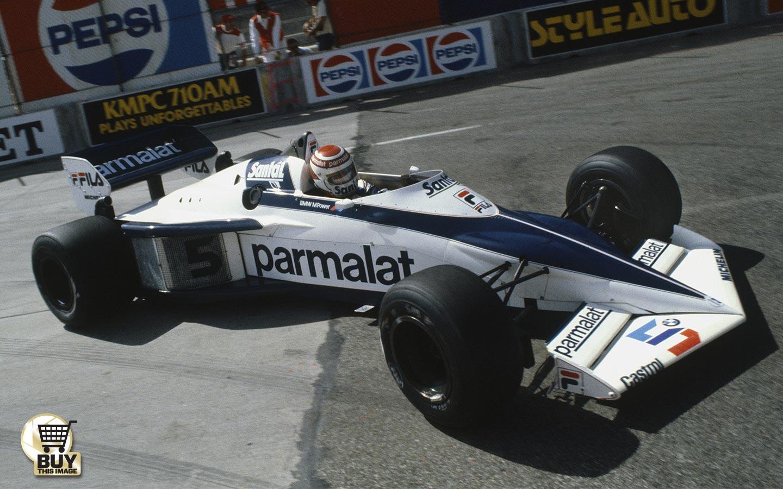 Bernie 39 S Brabham Motor Sport Magazine