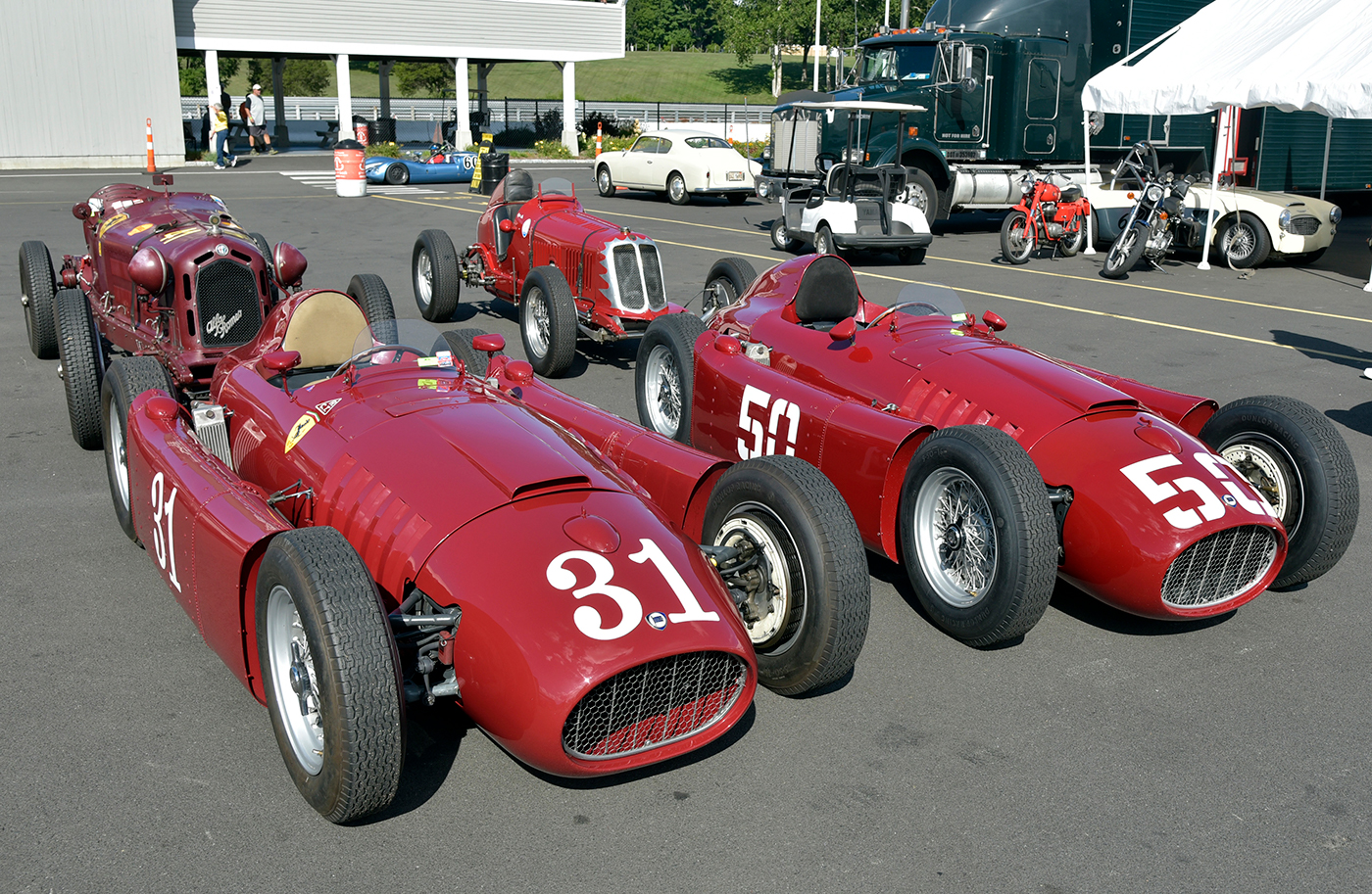Lancia d50s at lime rock motor sport magazine the following year ascari drove a d50 to win the non championship valentino and naples gps before crashing into the harbour while leading at monaco vanachro Gallery