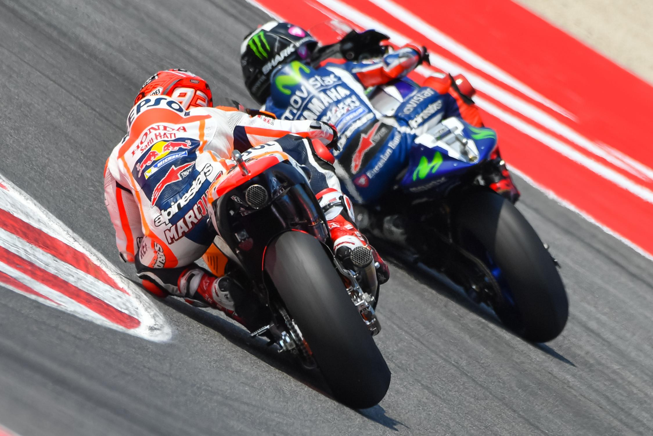 Lorenzo doubtful on beating Rossi to second