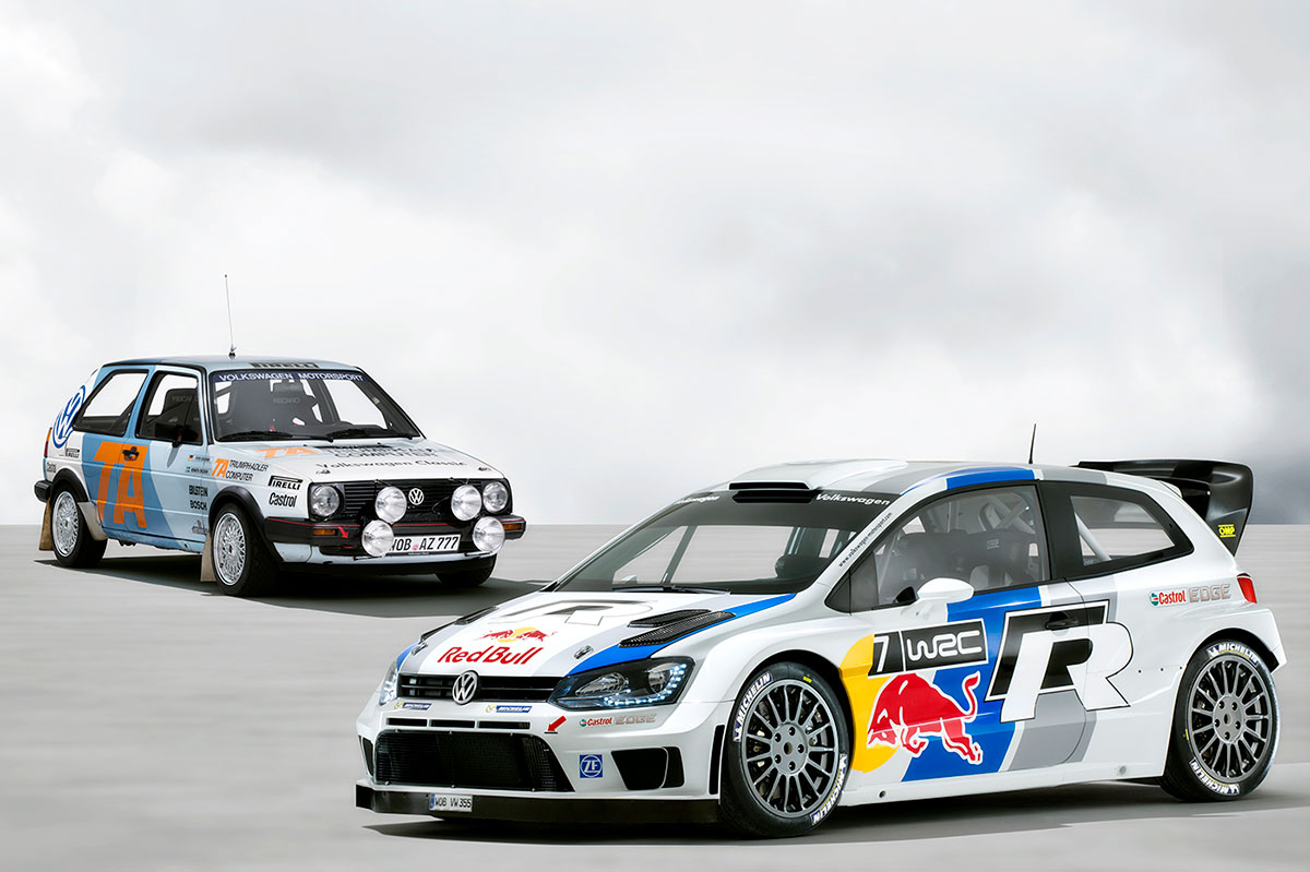 Gallery Vw Quits The Wrc Motor Sport Magazine