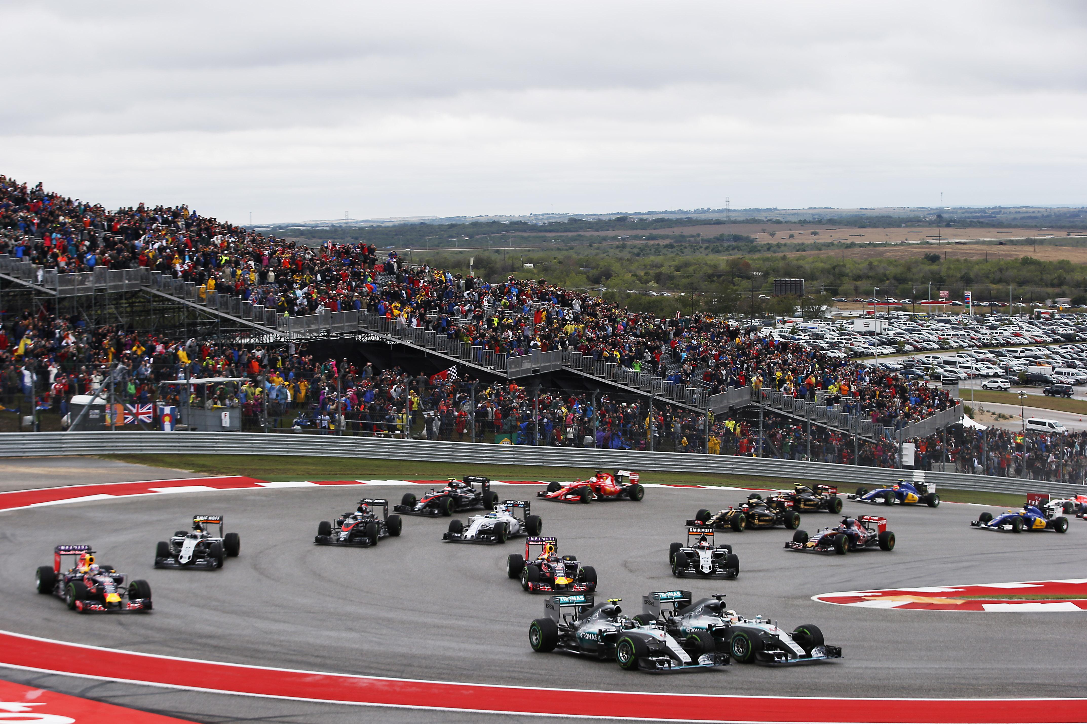 motor racing results