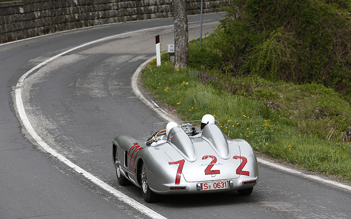 Reliving The Mille Miglia Motor Sport Magazine
