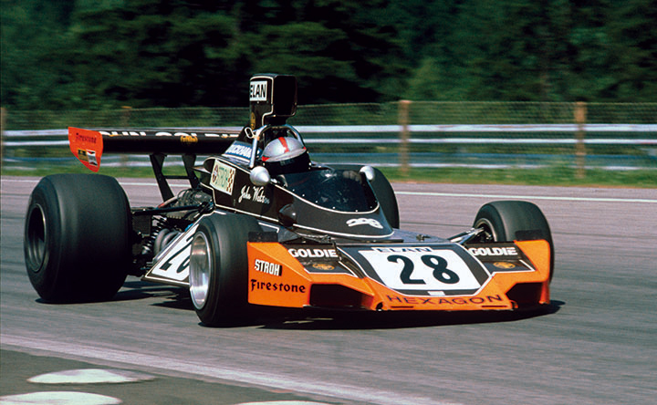 Great racing cars: 1974 Brabham BT44 | Motor Sport Magazine