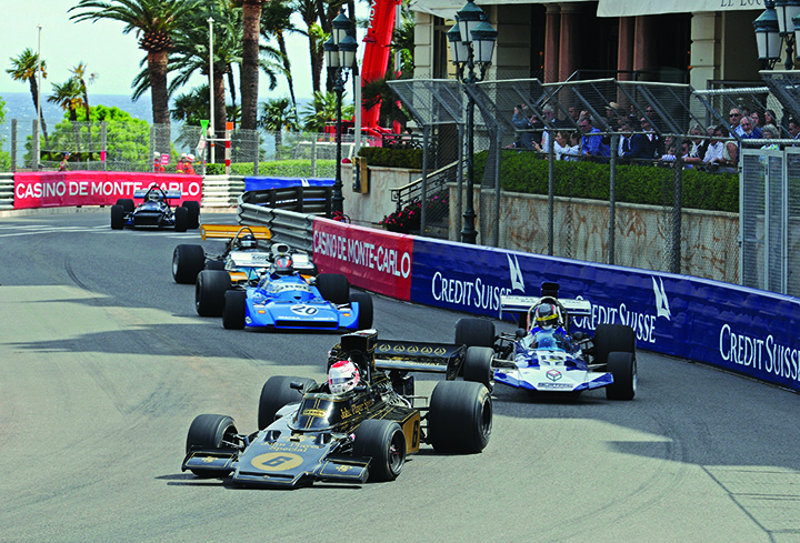 Racing Calendar April : Historic racing calendar april motor sport magazine