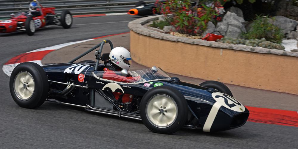 Racing The Moss Lotus 18 At Monaco Motor Sport Magazine