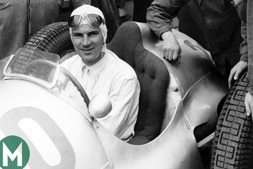Dick Seaman 1937