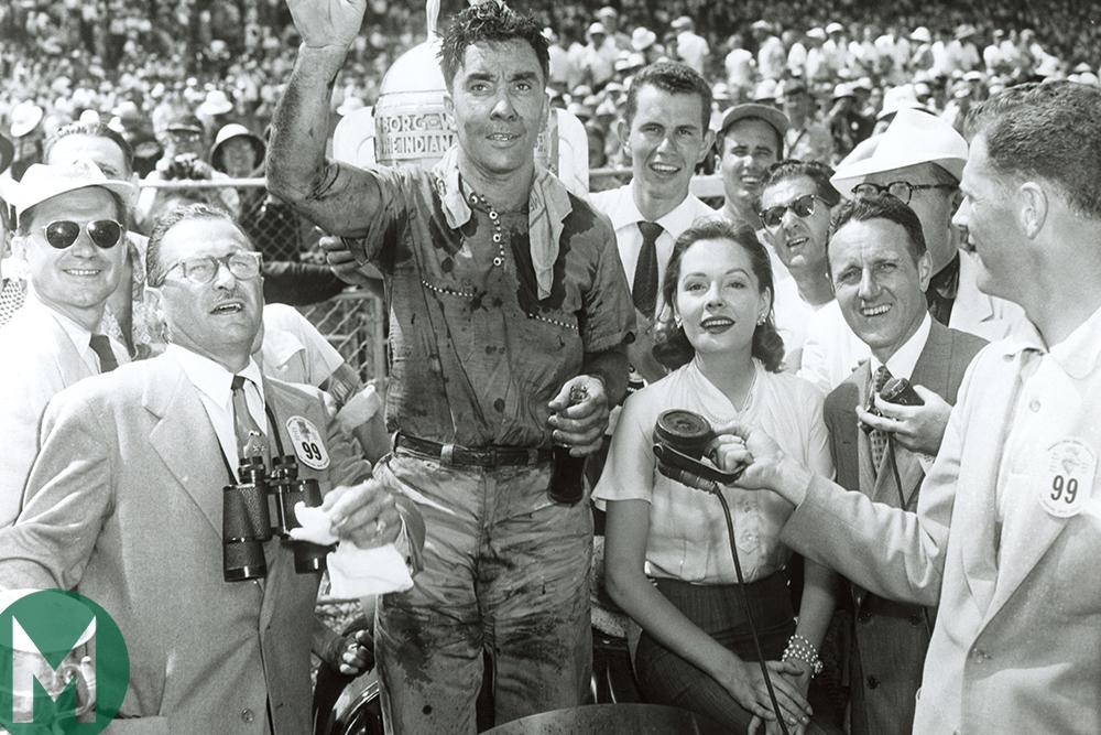 Bill Vukovich 1953 Indy 500