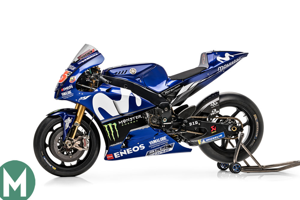 Yamaha reveals new MotoGP bike – Rossi future unclear