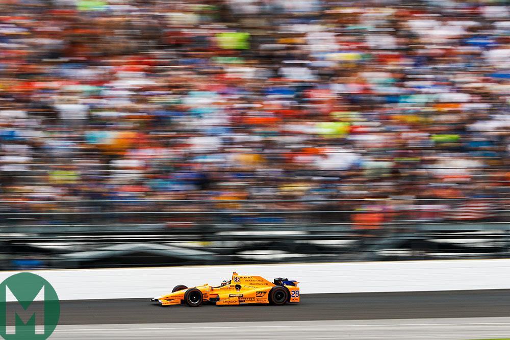 Alonso 2017 Indy 500