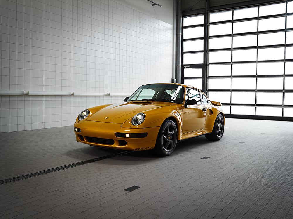 Porsche 911 Project Gold RM Sotheby's