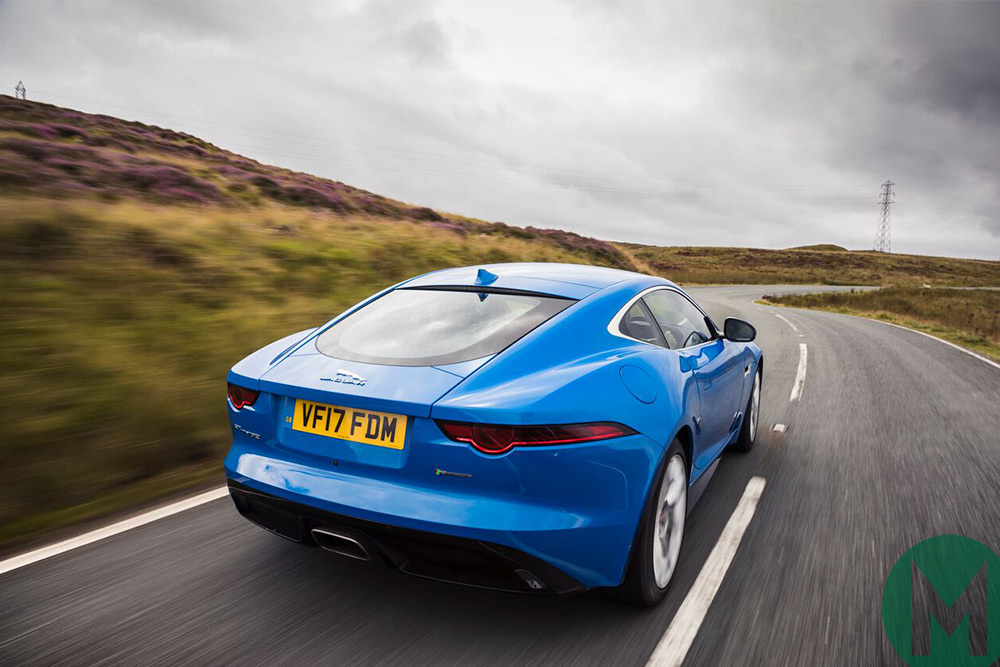 The Four Cylinder F Type. Jaguaru0027s Released Its First Four Cylinder Sports  Car ...