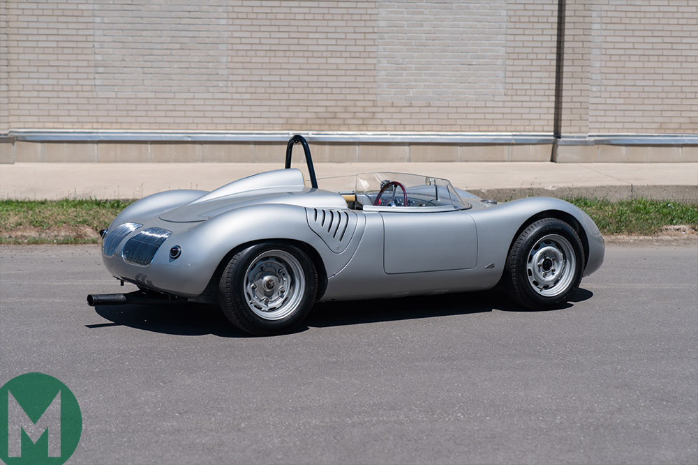 1959 Porsche 718 RSK Gooding and Co