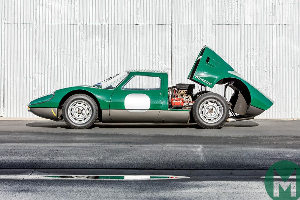 Porsche 904 GTS ex-Robert Redford