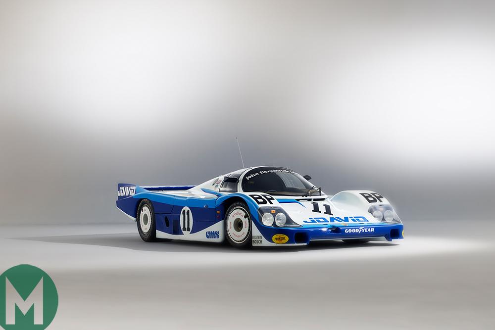 Porsche 956 RM Sotheby's Matthew Howell