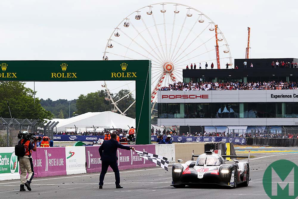 Two in a row for Toyota: 2019 Le Mans 24 Hour race report