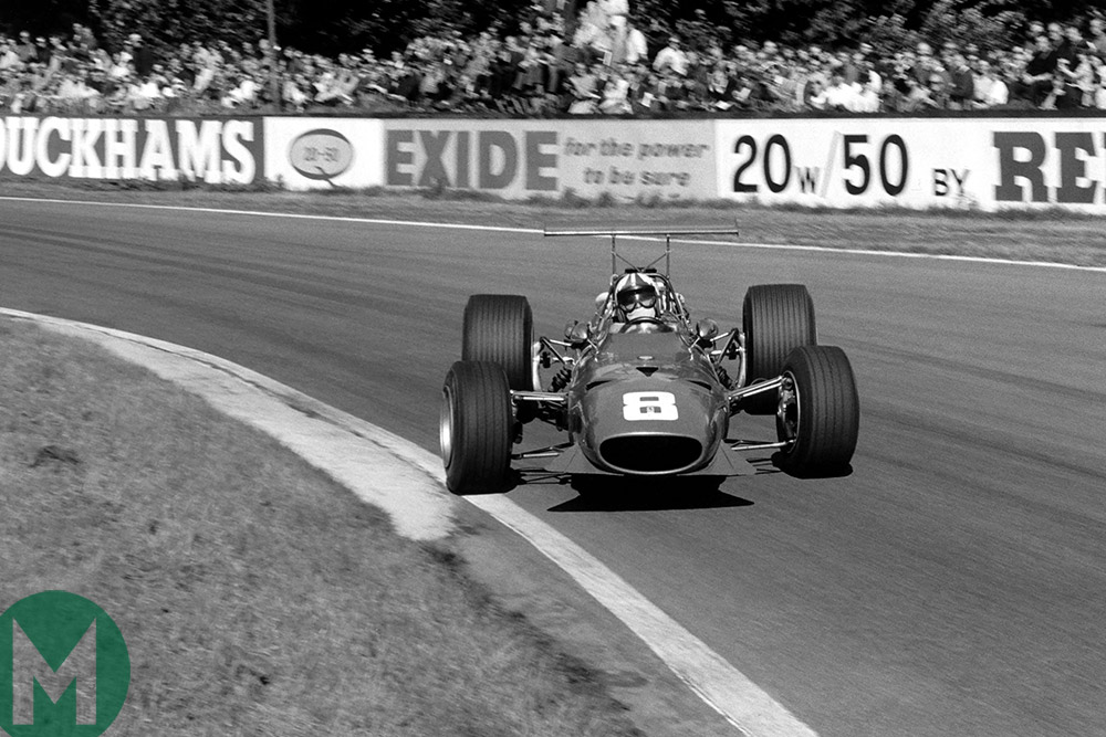 Chris Amon, 1968 Gold Cup