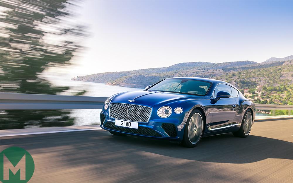 2018 Bentley Continental GT In Photos