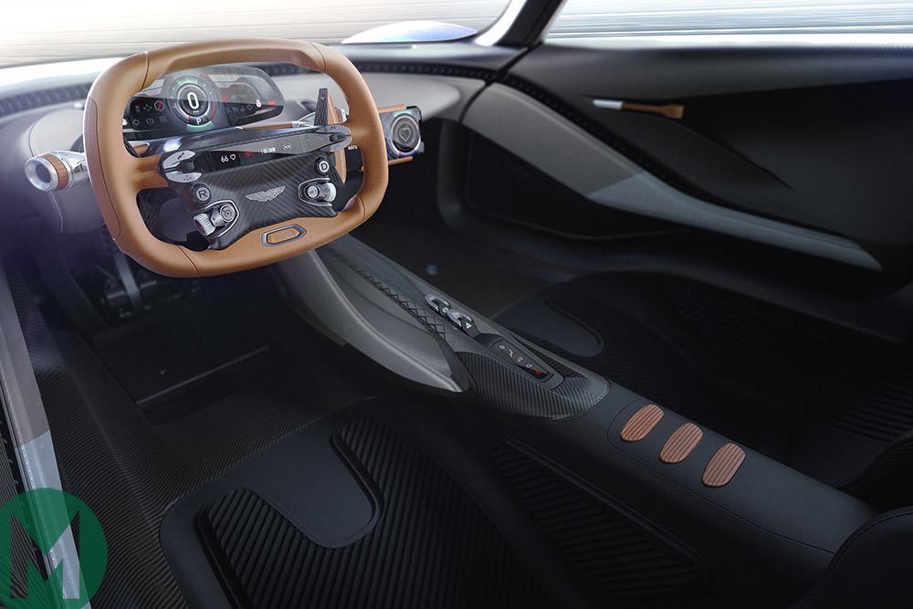 RB003 interior