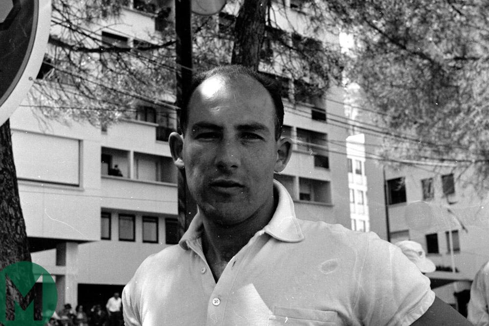 Stirling Moss 1958 Monaco