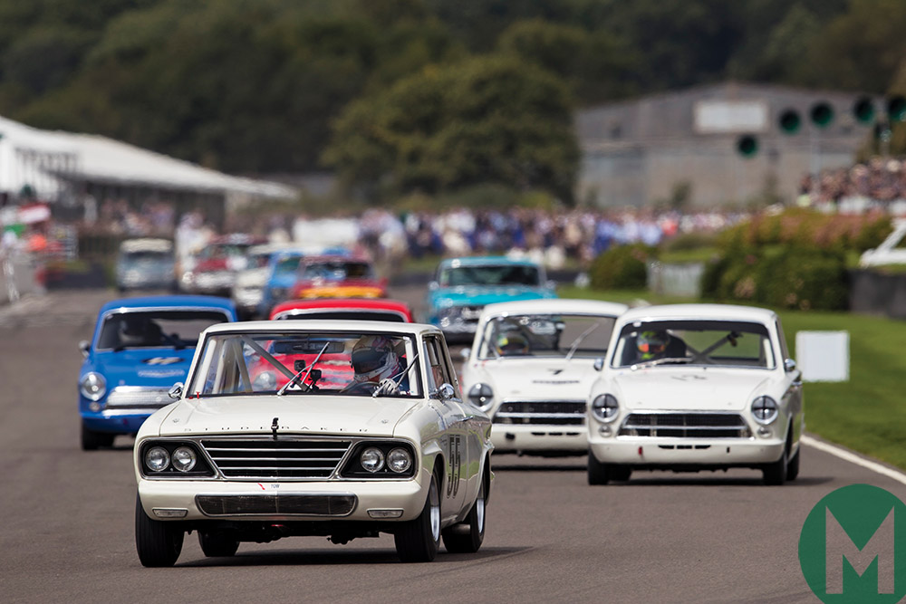 2018 Goodwood Revival St Mary's Trophy