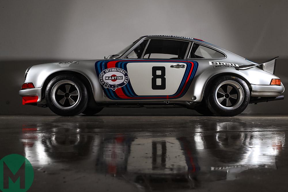 Porsche 911 RSR Targa Florio