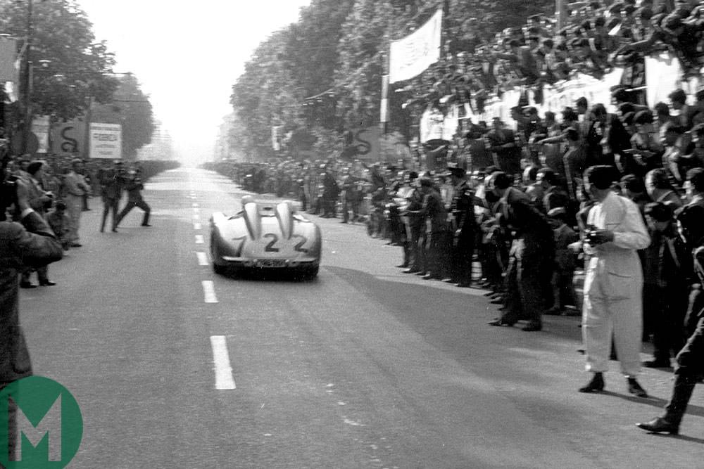 1955 Mille Miglia motor sport