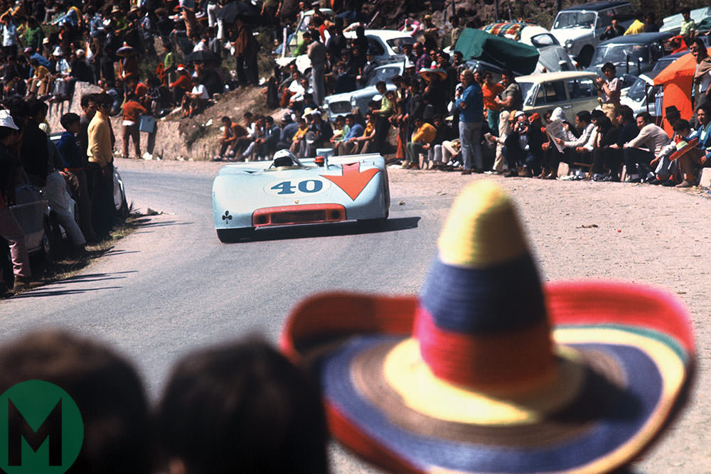 Targa Florio Pedro Rodriguez