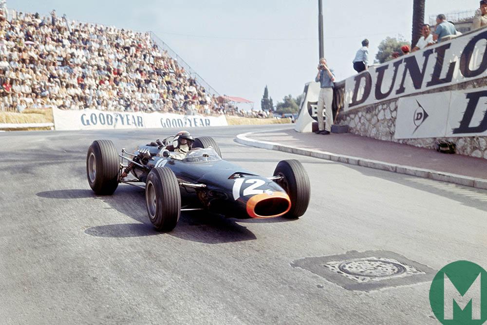 Jackie Stewart BRM