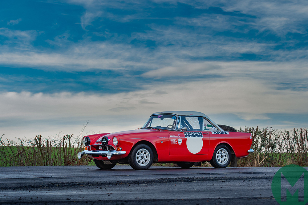 Sunbeam Tiger for sale at Grand Palais sale
