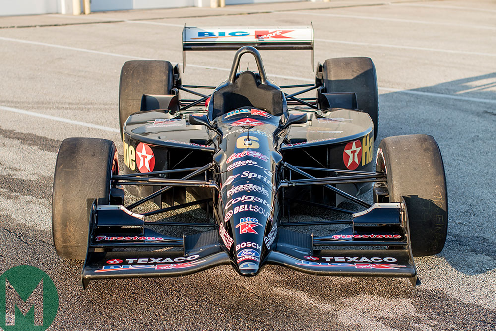 1999 Michael Andretti Newham-Haas Swift CART Indycar for sale