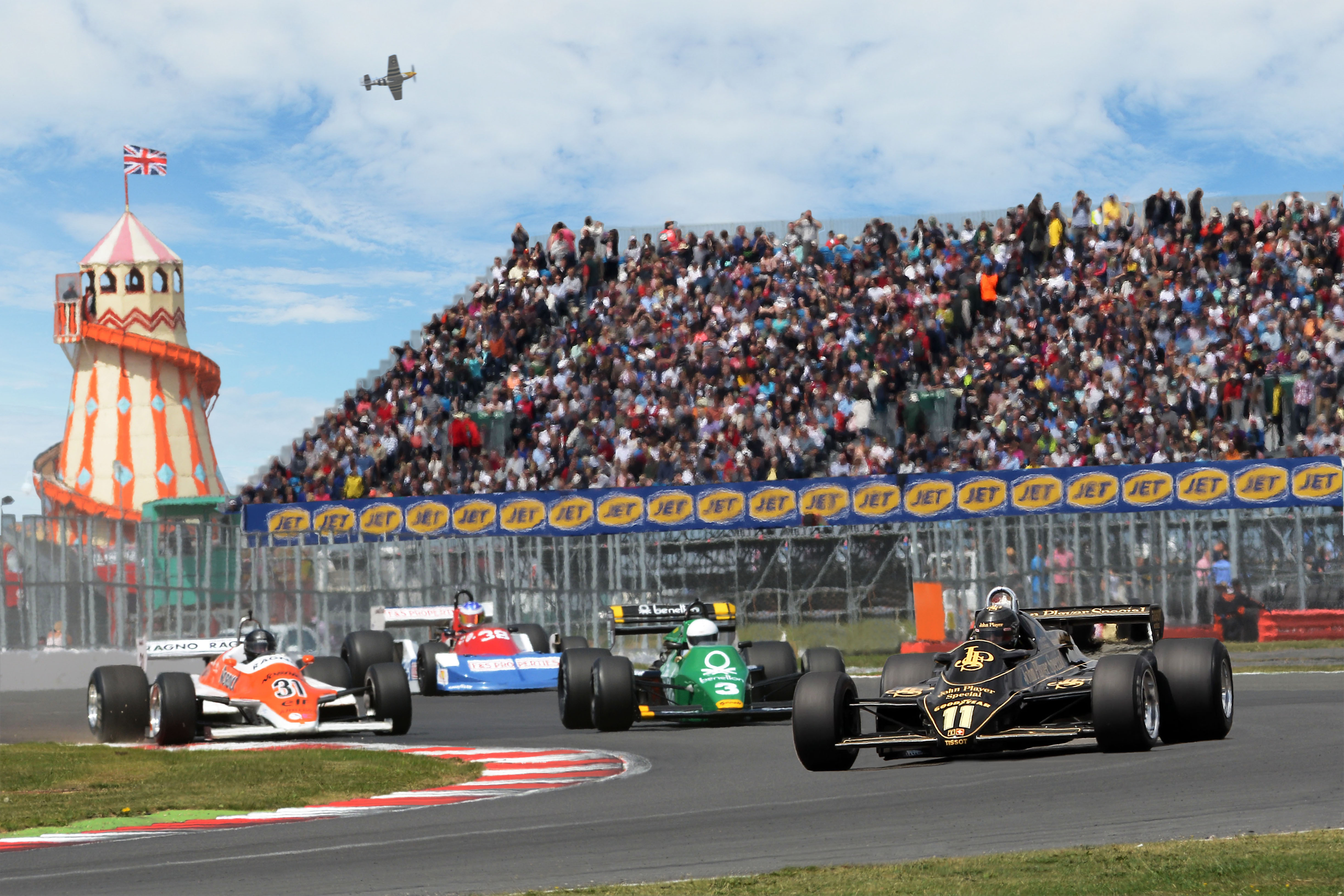 Win a pair of tickets to the Silverstone Classic 2016   Motor Sport Magazine