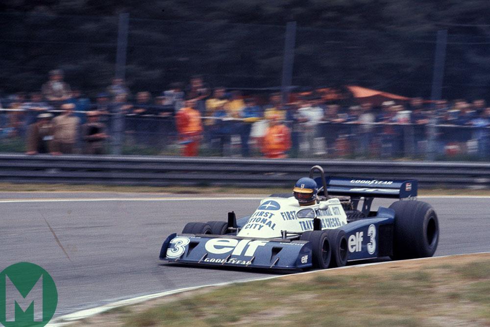 Ronnie Peterson 1977 Belgian Grand Prix