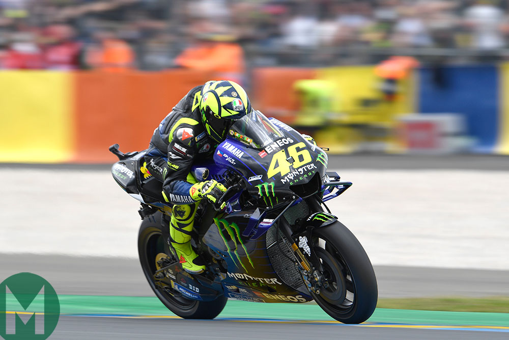 Yamaha power woes: Rossi fans set for disappointment at Mugello