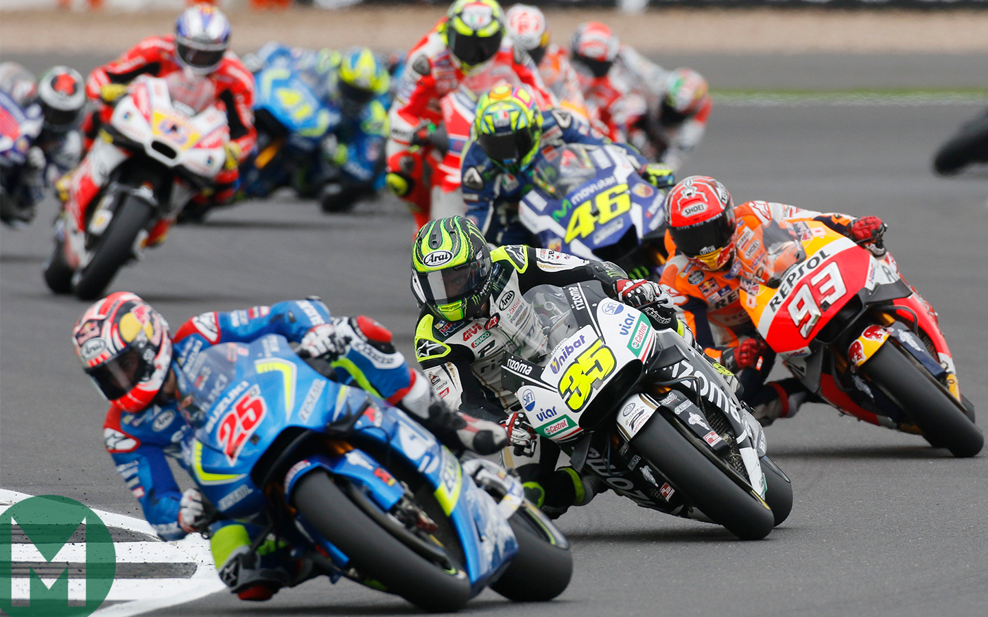 How Formula 1 Can Learn From Motogp Motor Sport Magazine