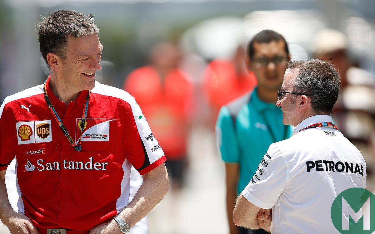 Mercedes' F1 title hopes boosted by arrival of engineer James Allison