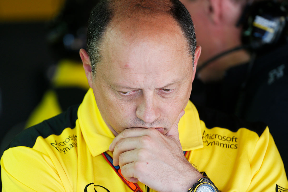 9c8010792f9 Frédéric Vasseur s sudden resignation as team principal of the Renault F1  team is just an above-the-surface manifestation of a troubled structure.