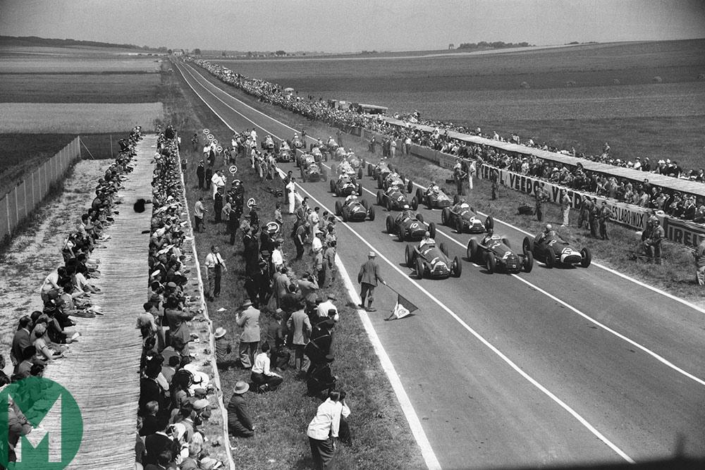 French GP 1951