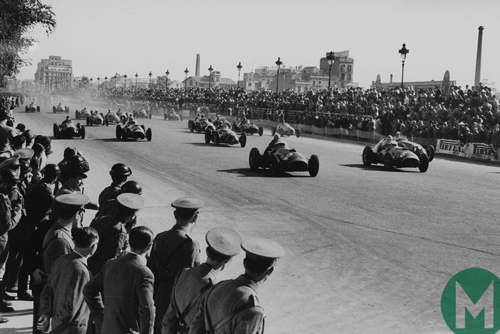 1951 Spanish GP