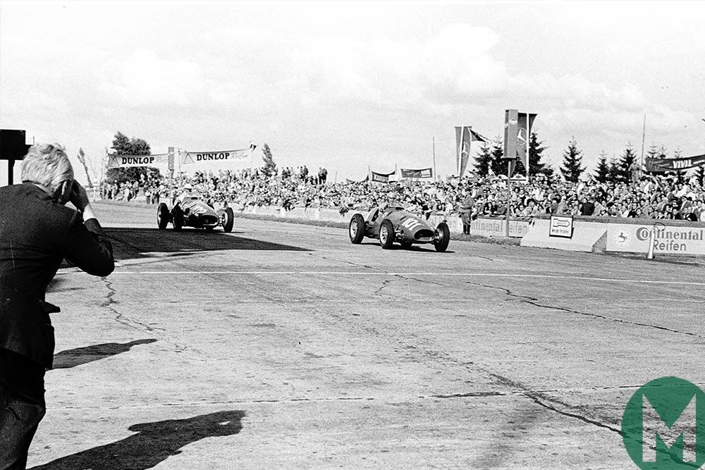 Ascari wins the 1952 German Grand Prix