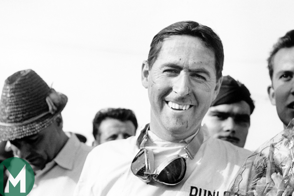 Jack Brabham 1960 Portuguese GP