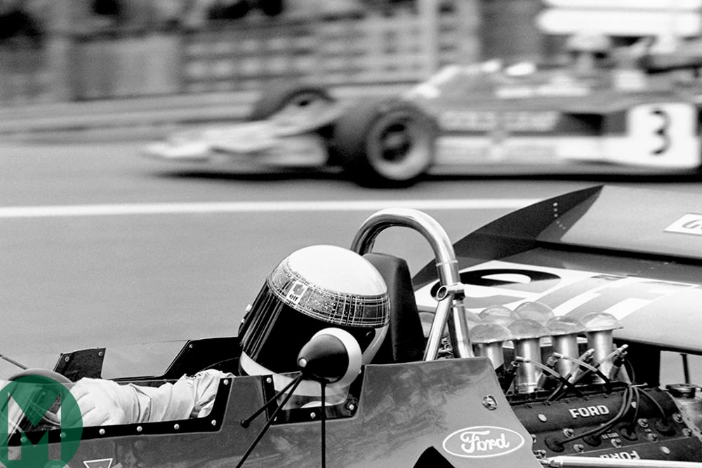 Jackie Stewart, 1971 Monaco Grand Prix