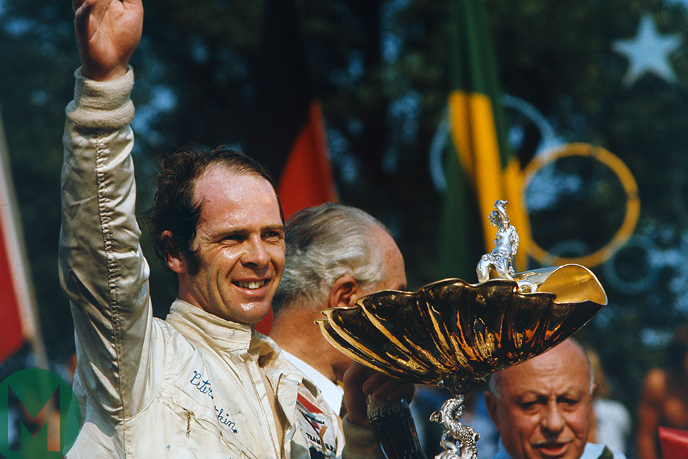 Peter Gethin 1971 Italian GP