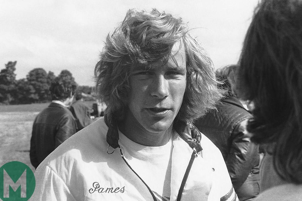 James Hunt 1977