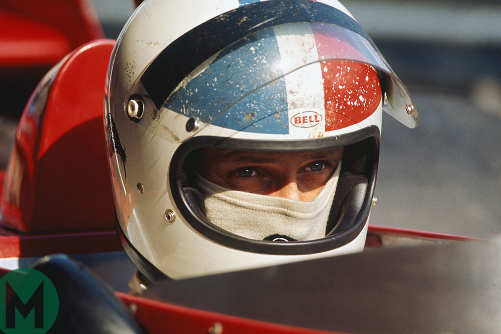 Chris Amon 1973 Austrian GP