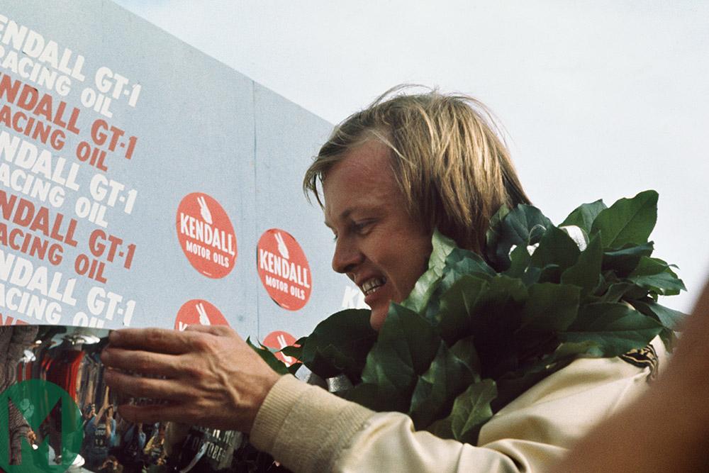 Ronnie Peterson, Watkins Glen 1973