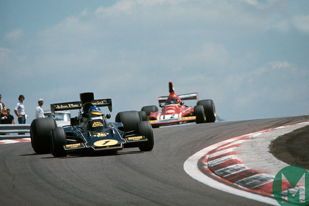 Ronnie Peterson, Dijon, 2974
