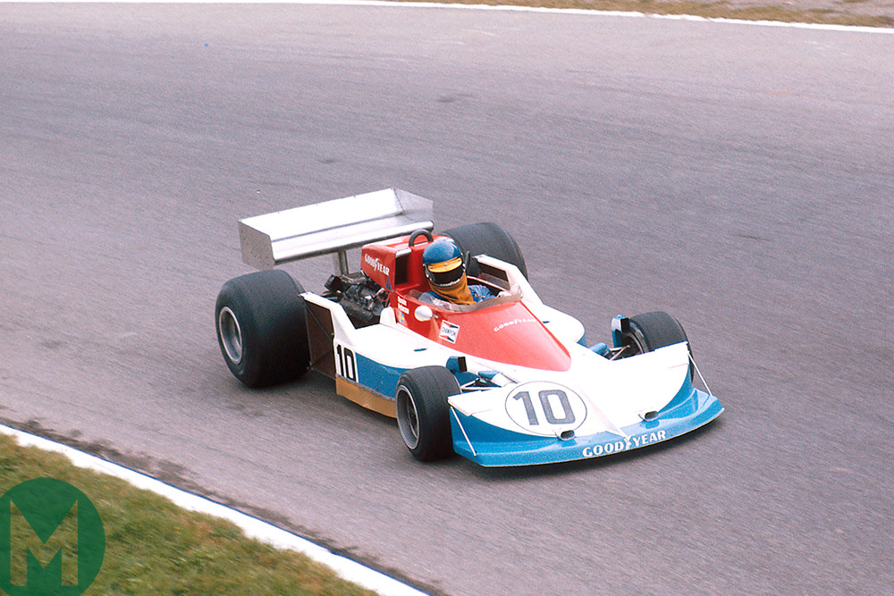 1976 Italy Ronnie Peterson