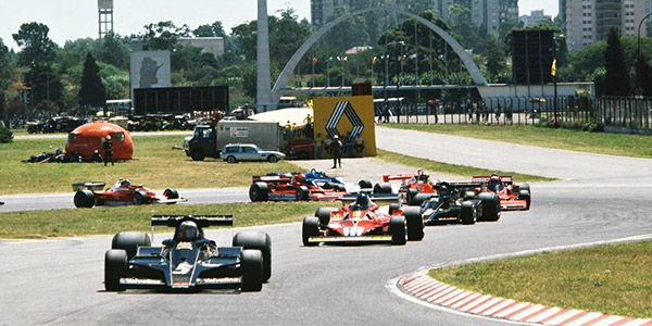 3a81c6b3c Lunch With... Mario Andretti | Motor Sport Magazine Archive