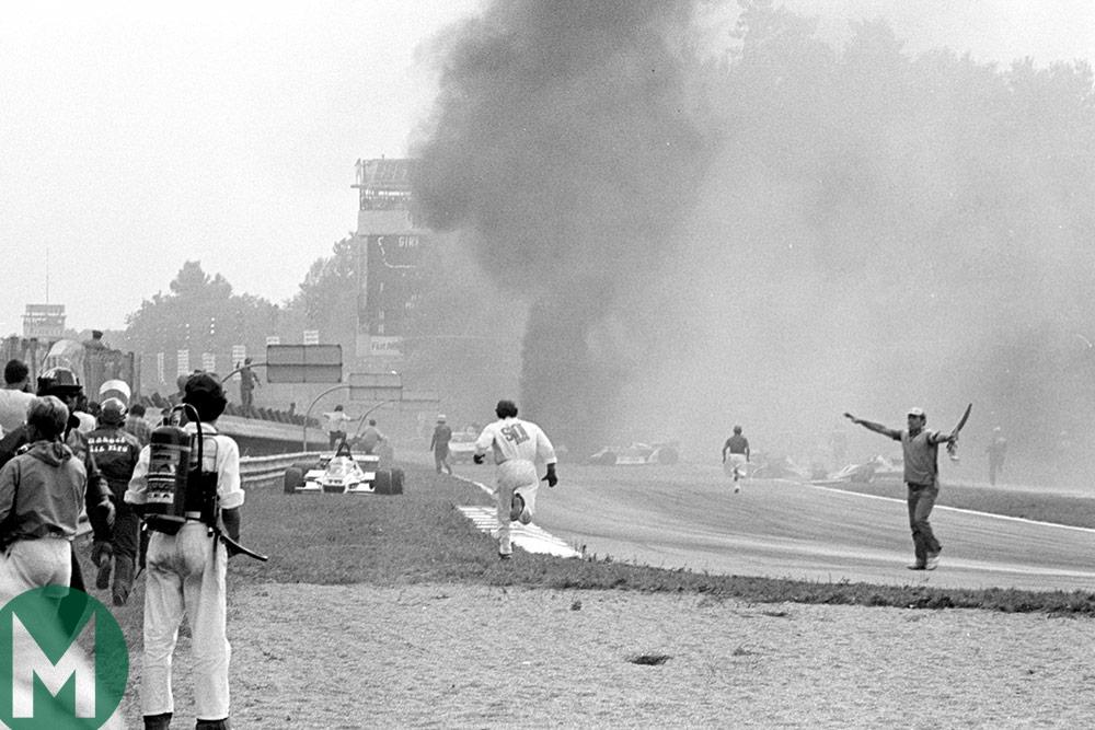 1978 Italian GP start