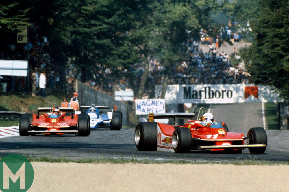 1979 Italian GP Ferrari